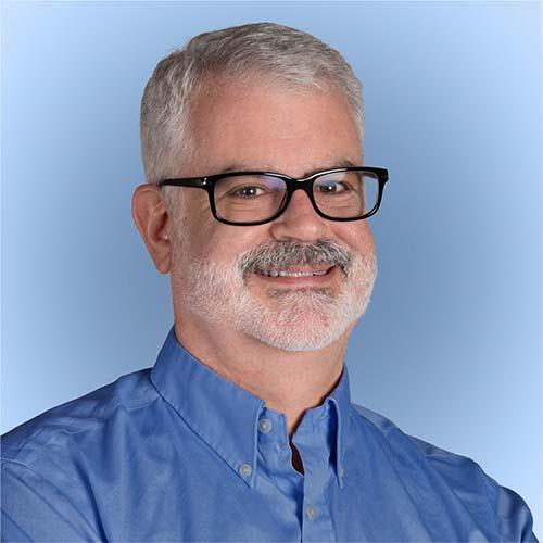 headshot of Dr. Peter Vogel