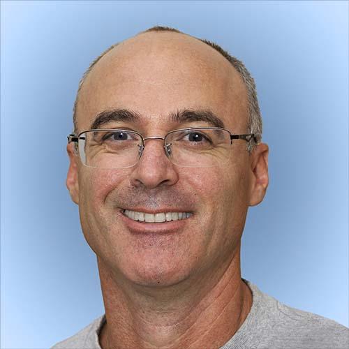 headshot of Dr. Ron Ofri